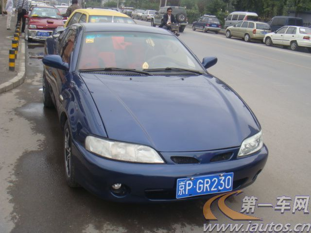 北京二手车,二手吉利汽车 美人豹,美人豹1.5 mt标准型 国ⅱ 高清图片