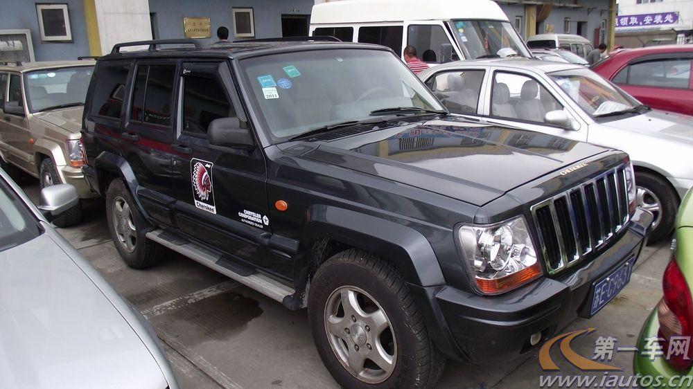 Jeep2500-2.5-MT两驱(国Ⅱ)-买二手车 求购二手车图片
