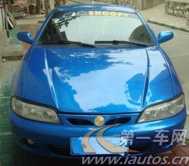 黑龙江二手车,二手吉利汽车 美人豹,美人豹1.3 mt自助版 国ⅱ 高清图片