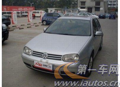 上海二手车,二手大众 高尔夫高清图片