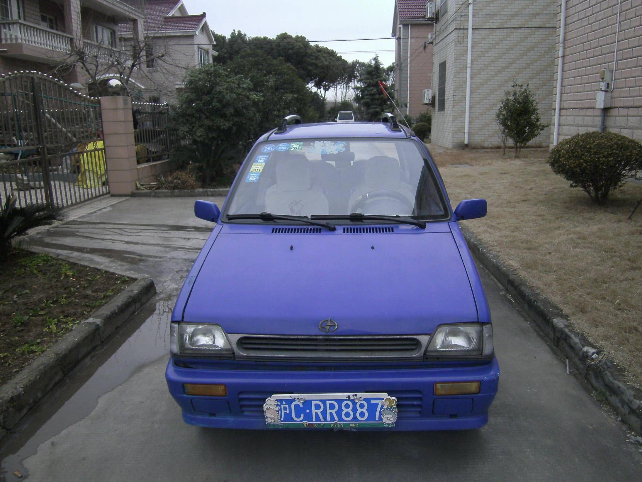 上海二手江南奥拓 2004年江南奥拓高清图片