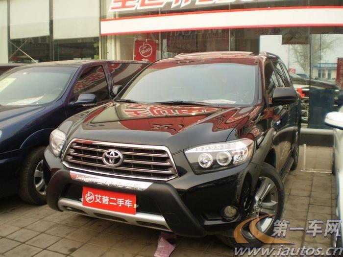 北京二手车,二手丰田 汉兰达高清图片