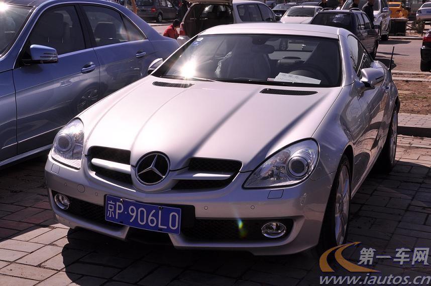 北京二手车,二手奔驰 slk级 高清图片