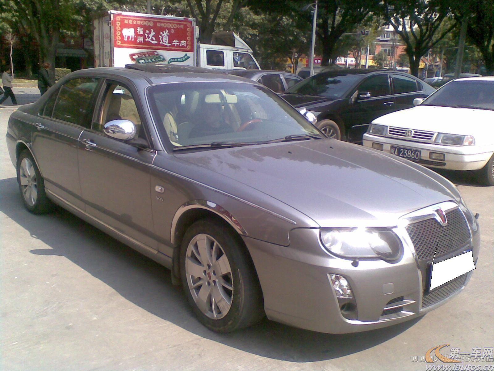 重庆全国2008年荣威750e-2.5-at贵雅版(国Ⅱ)2011-05-09更新福州风骏6图片