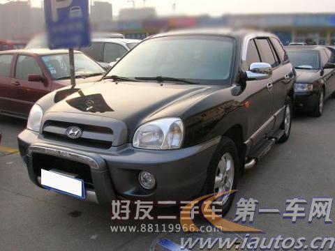浙江 宁波 新胜达2.7-A/MT顶级型7座四驱【进口】 年份:2007年2月高清图片