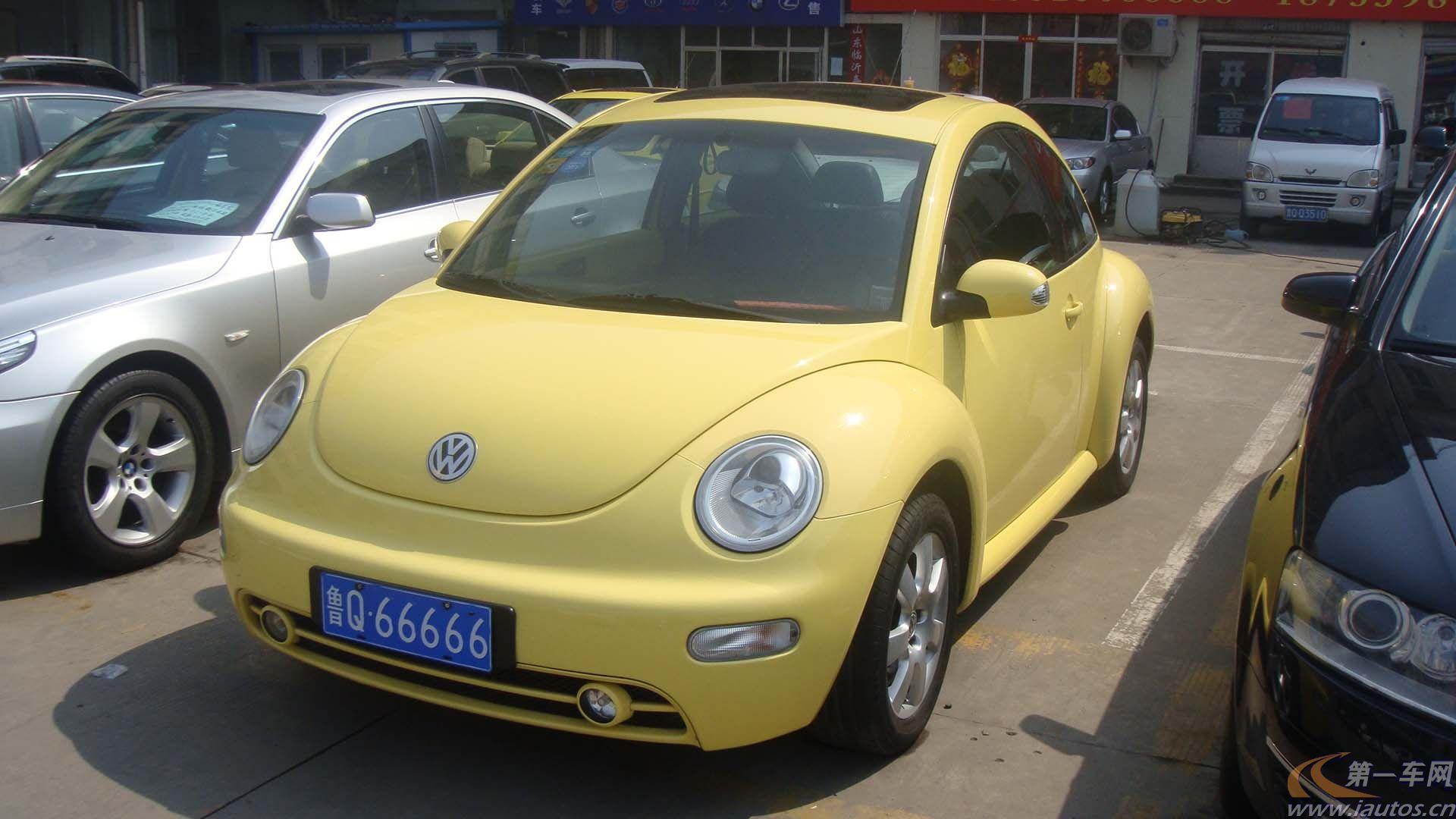 山东二手甲壳虫 04年山东二手甲壳虫 -按价格筛选车辆高清图片