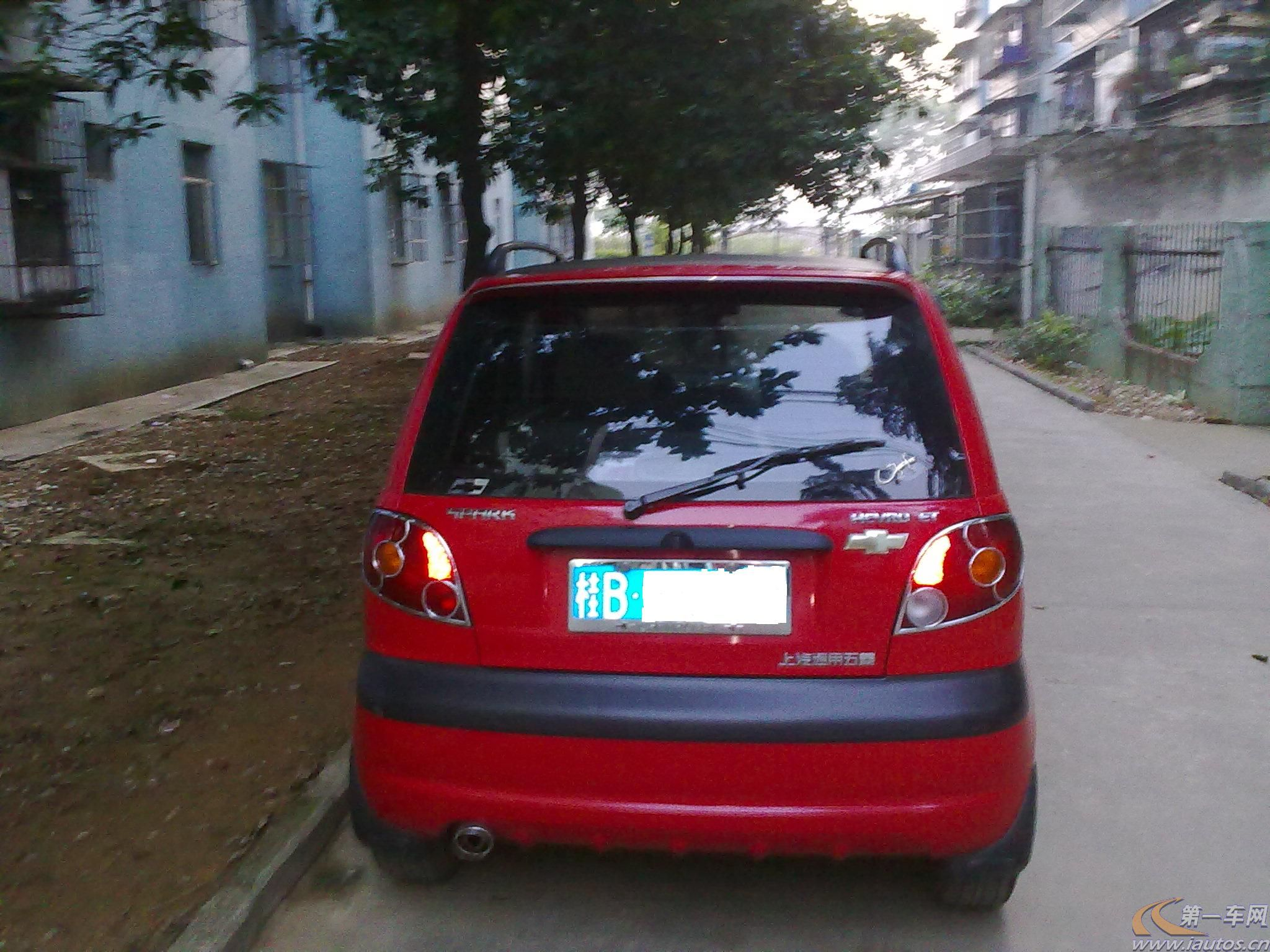 柳州 二手 雪佛兰 乐驰 2005年 雪佛兰 乐驰高清图片