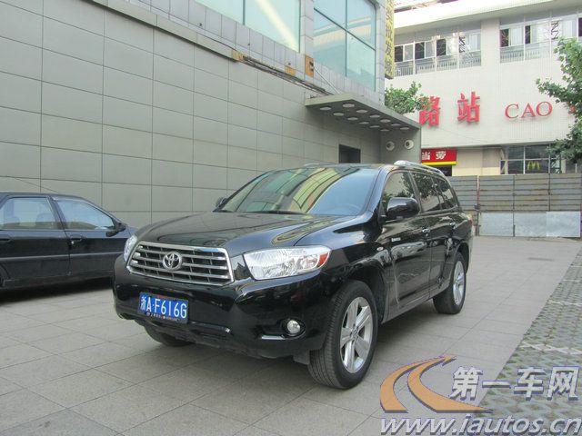 上海二手车,二手丰田 汉兰达高清图片