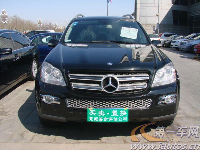 卡宴s-4.8-v8-a/mt天津 2008年12月108.00万  奔驰gl450-4.高清图片