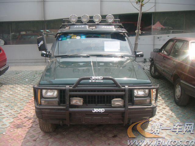 吉普213汽车中控门锁电路图