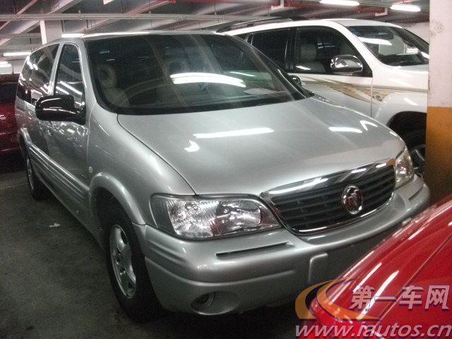 上海二手别克GL8 03年上海二手别克GL8车 3.0L报价高清图片