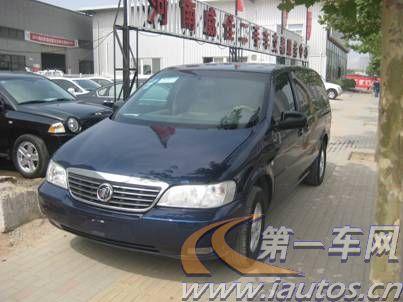 郑州二手别克GL8 08年郑州二手别克GL8车 2.5L报价高清图片