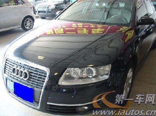 郑州二手奥迪A6L 09年郑州二手奥迪A6L车 2.0L报价高清图片