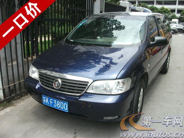 上海二手别克GL8 06年上海二手别克GL8车 2.5L报价高清图片