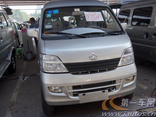 重庆二手长安之星 09年重庆二手长安之星车高清图片