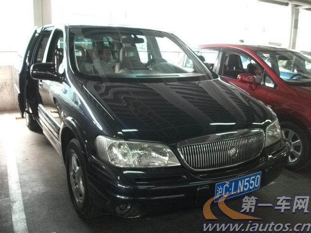 上海二手别克GL8 04年上海二手别克GL8车 3.0L报价高清图片