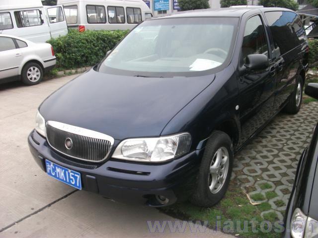 上海二手别克GL8 02年上海二手别克GL8车 3.0L报价高清图片
