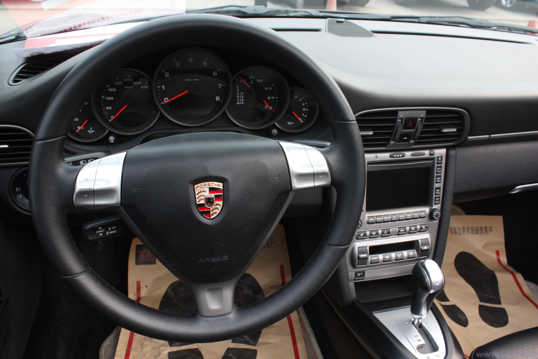 北京丰台区 2008年 保时捷911 carrera 4 3高清图片