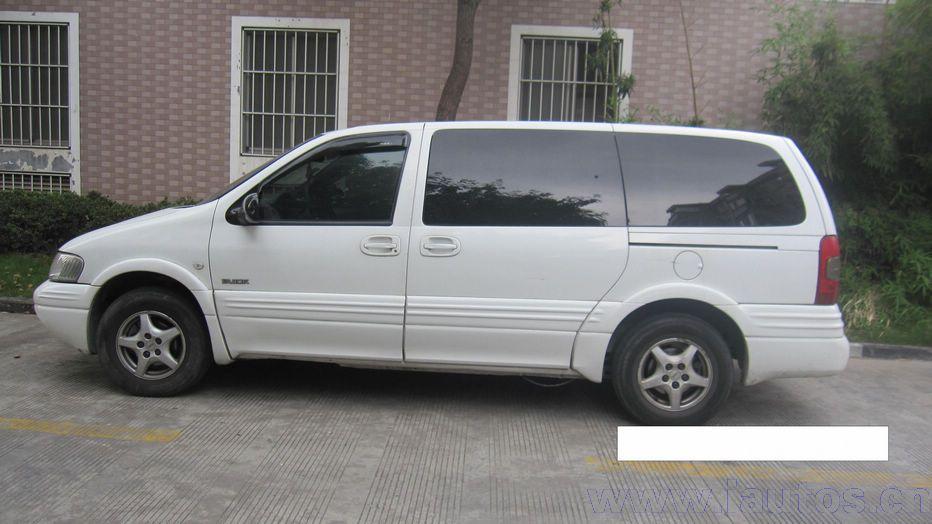 上海二手别克GL8 01年上海二手别克GL8车 3.0L报价高清图片