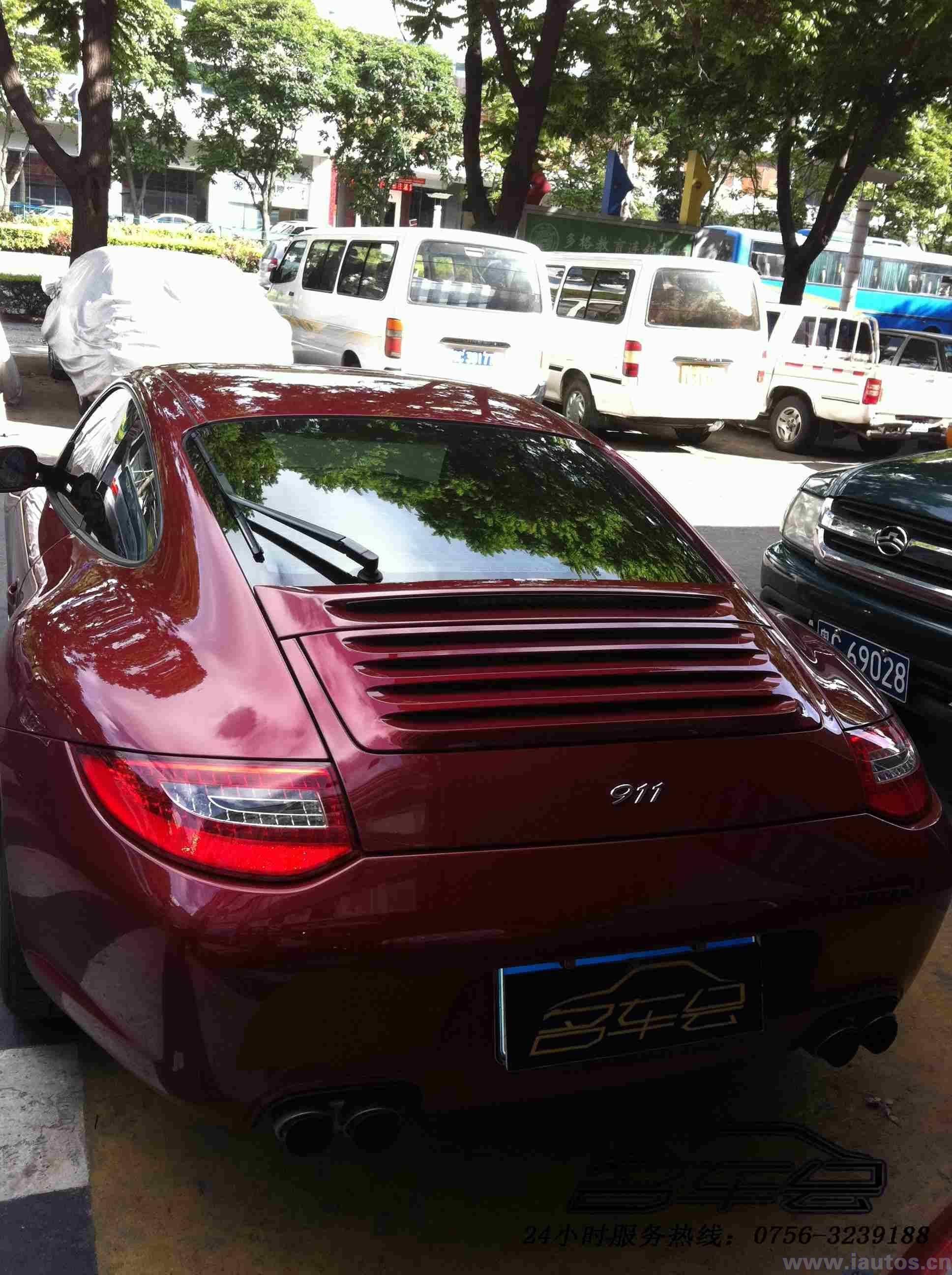 珠海全国 2011年 保时捷911 carrera 3.6 高清图片