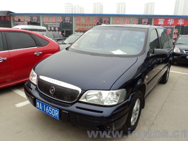 郑州二手别克GL8 03年郑州二手别克GL8车 3.0L报价高清图片