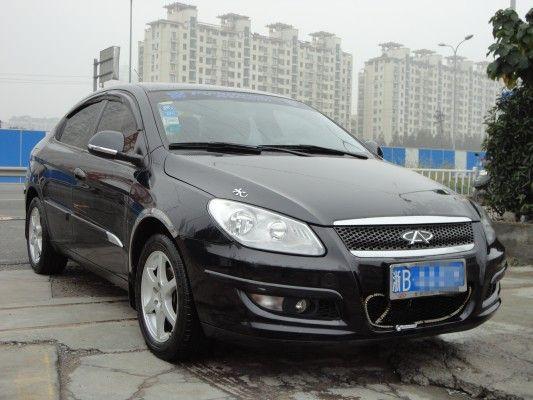宁波全国 2009年 奇瑞a3-1.6-mt精英型三厢(国Ⅳ)2012-01-15更新