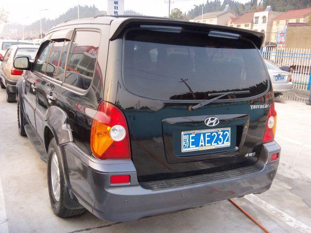 宜昌柴油2006年特拉卡3.5-mt四驱(国Ⅱ)哈弗新h9全国图片