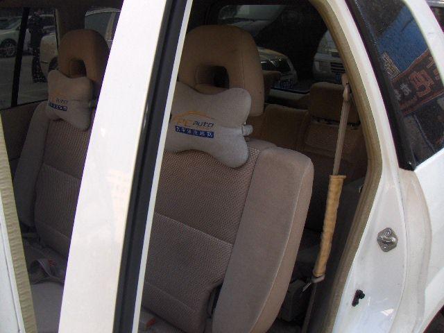 海马mm汽车内部结构