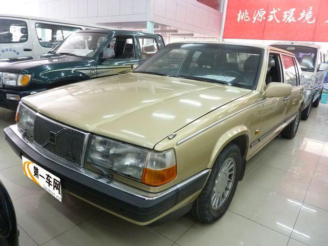 深圳全国 1994年 沃尔沃960 2.5高清图片