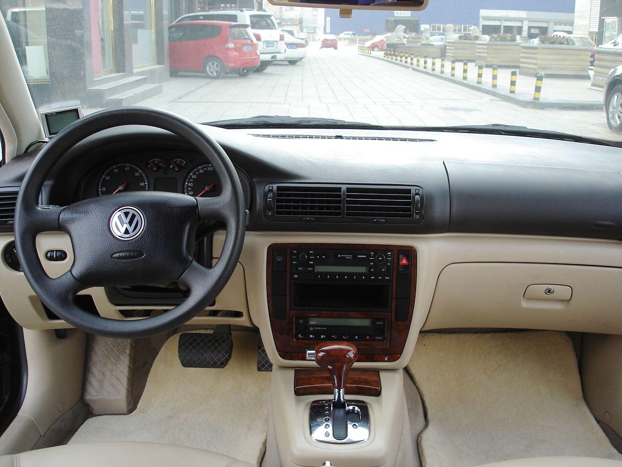 北京二手帕萨特_2001年帕萨特 中级轿车1.8L,