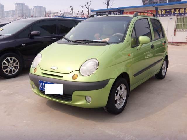 陕西二手乐驰 08年陕西二手乐驰 0.8L报价 -乐驰SPARK 0.8 MT标准型 高清图片