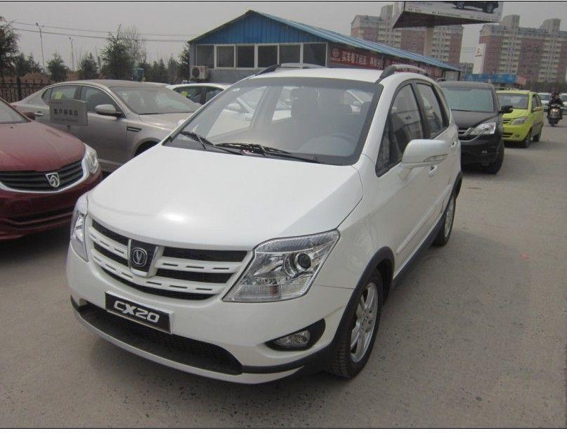 河南二手长安CX20报价多少钱,2012年 河南 长安CX20二手车价格–高清图片