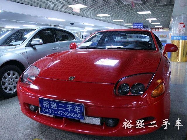 三菱gto-3.0-at-3000高清图片