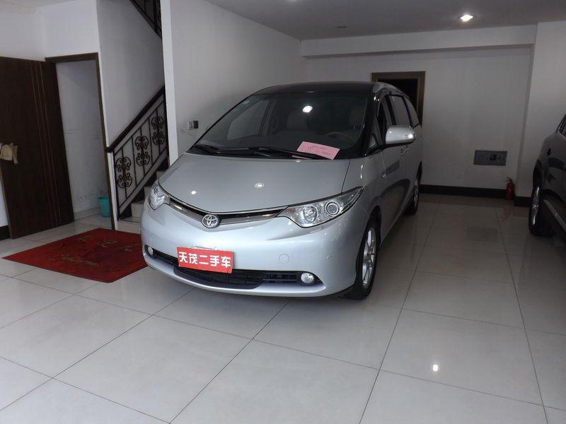 二手普瑞维亚,上海普瑞维亚二手车高清图片