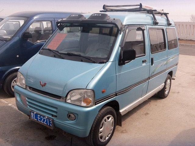 最新个人二手车推荐-黑龙江二手五菱之光 08年黑龙江二手五菱之光 1.高清图片