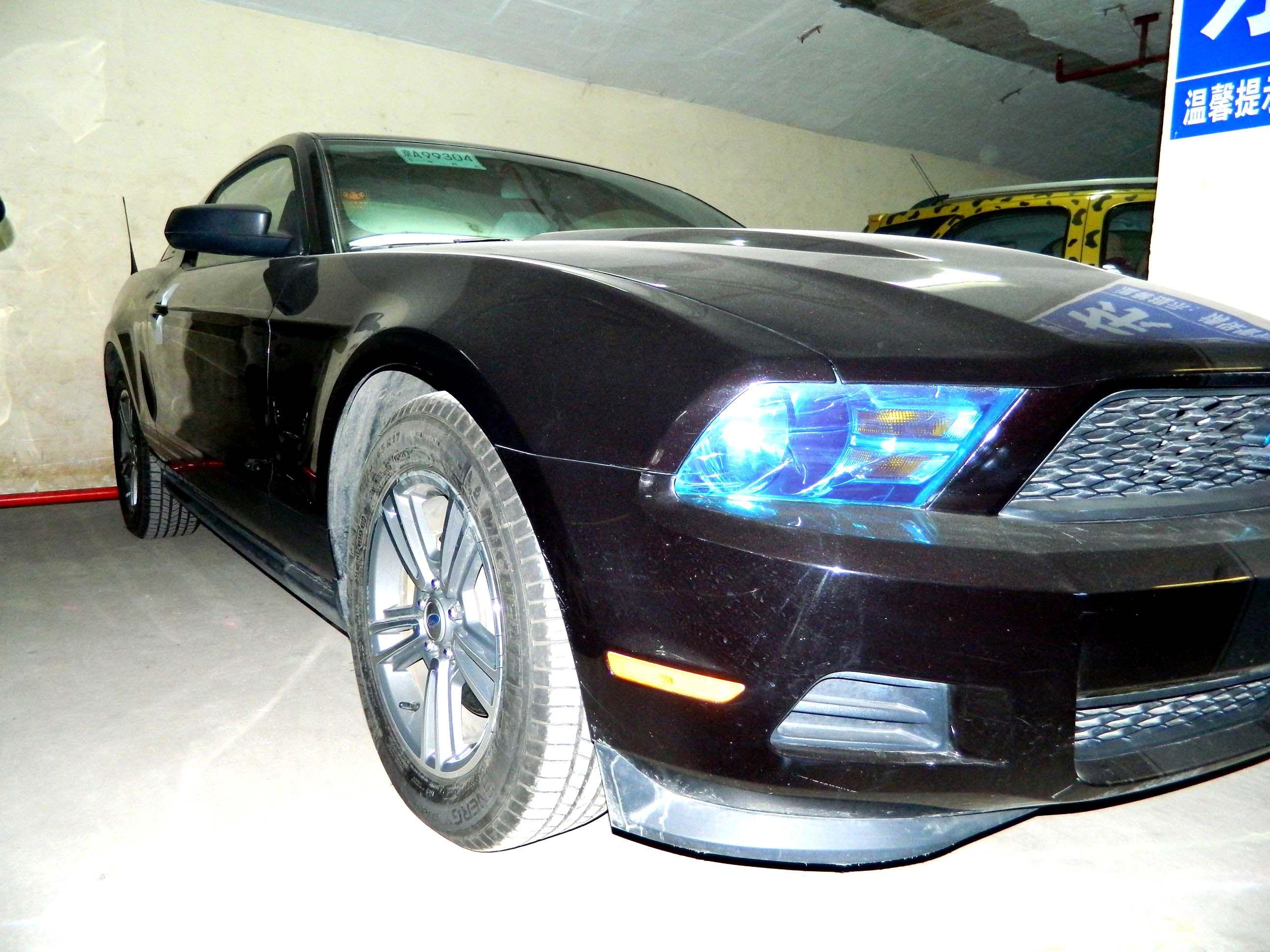 福特野马 3.7 8图 出售福特野马gt跑车 寻有高清图片