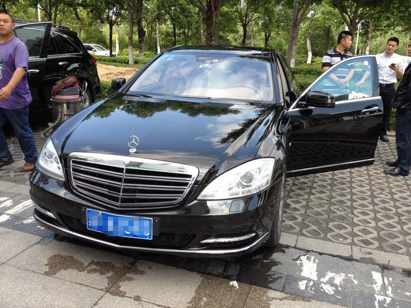 【图】上海二手奔驰S级[进口]_11年上海二手奔