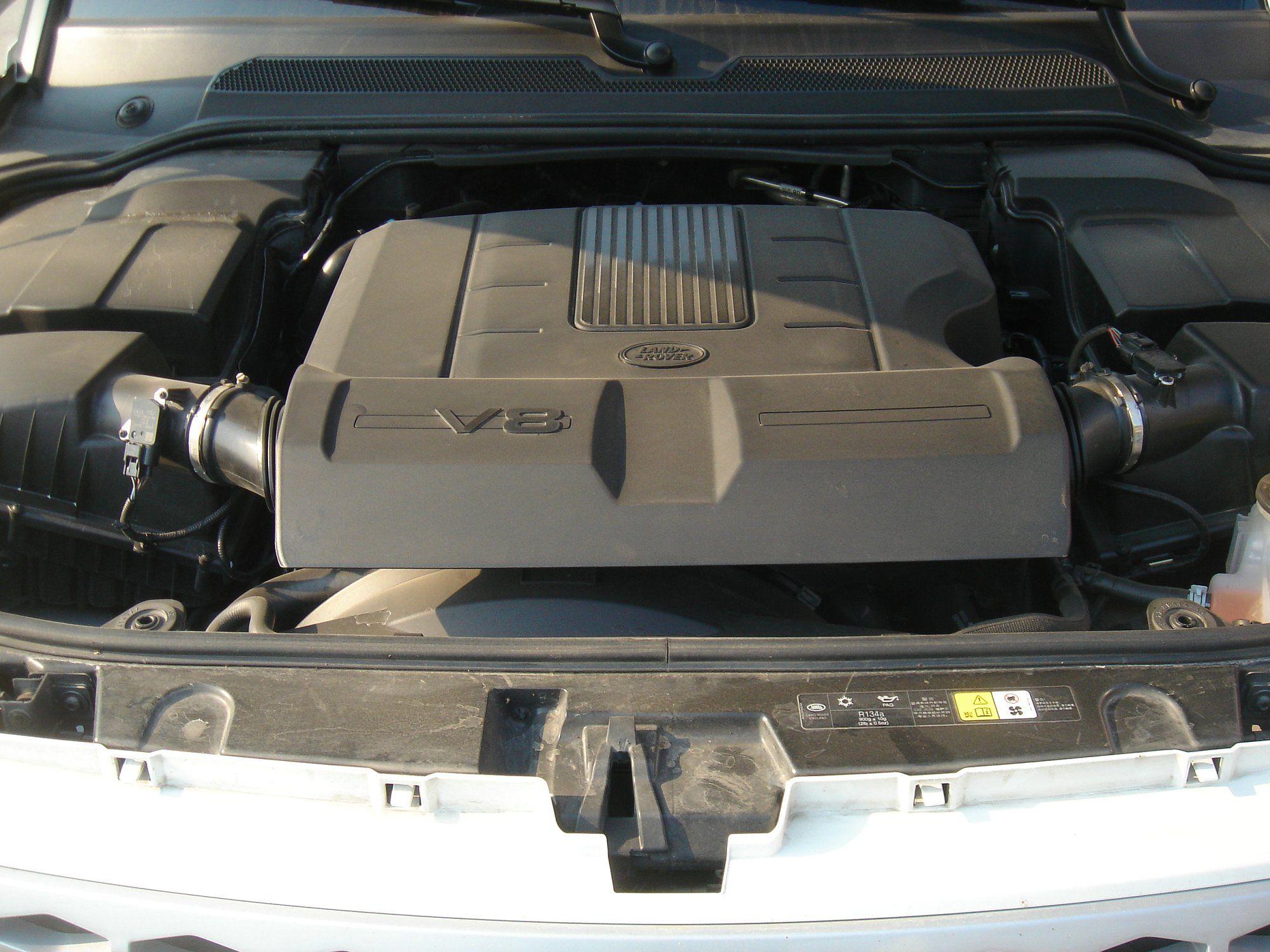 路虎发现4-5.0-a/mt-hse汽油发动机