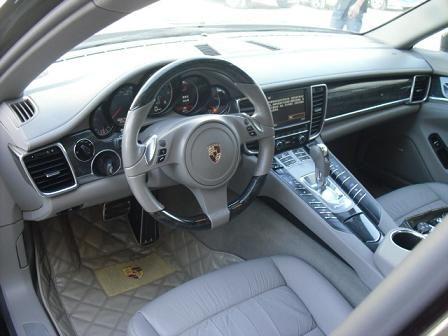 2010年保时捷panamera手自一体,车主报价 92.00万元,3.6升,高清图片