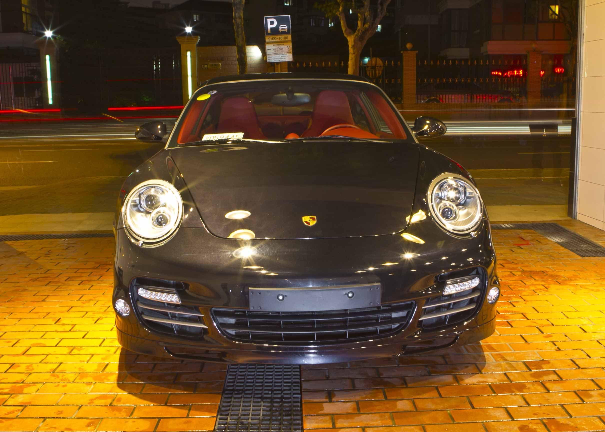 保时捷911 turbo 3高清图片