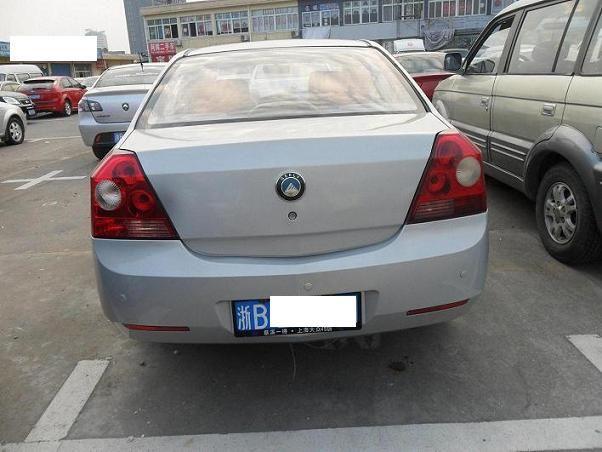 第一车网> 宁波二手车> 宁波二手吉利金刚三厢> 2007年二手吉利金刚三厢