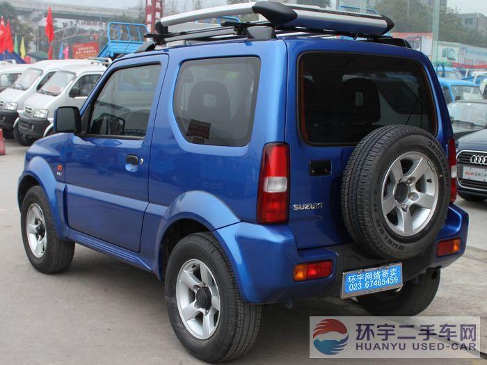 重庆二手铃木SUV价格 重庆铃木SUV二手车交易网 第一车网 -重庆二手