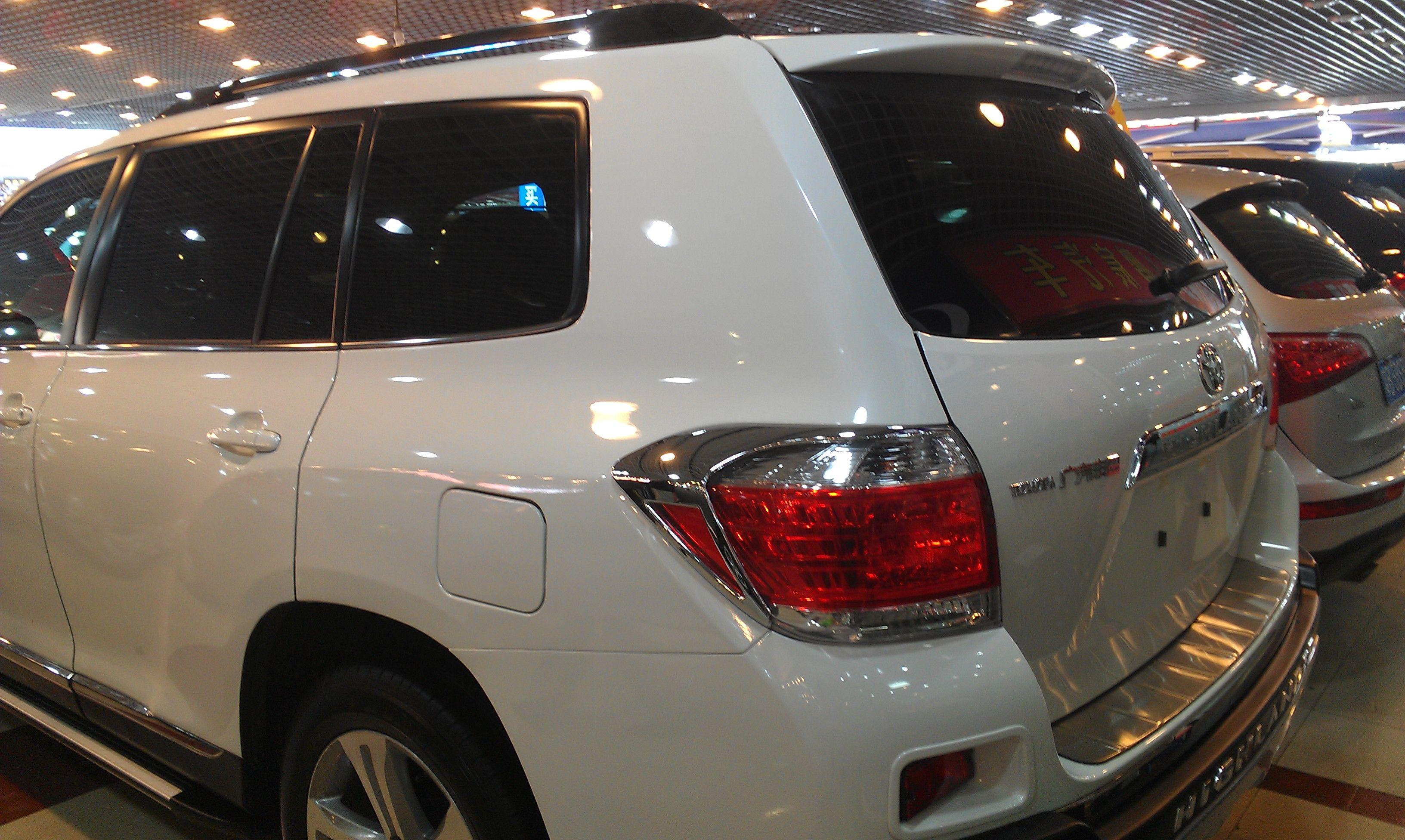 广东二手汉兰达报价多少钱,2013年 广东 汉兰达二手车价格– -二手车图片