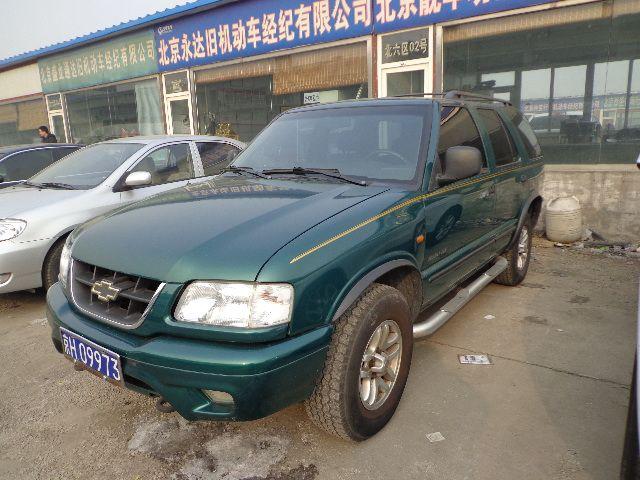 北京二手雪佛兰开拓者 进口 价格 北京雪佛兰二手车交易网 第一车网 高清图片