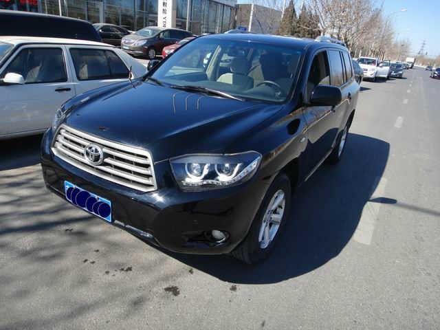 北京二手汉兰达报价多少钱,2012年 北京 汉兰达二手车价格– -二手车图片