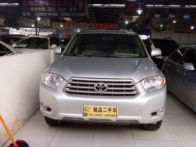 贵州二手汉兰达报价多少钱,2009年 贵州 汉兰达二手车价格– -二手车图片