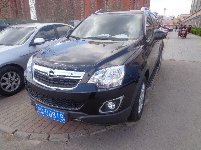 2至3年二手欧宝SUV价格 欧宝SUV二手车交易网 第一车网高清图片