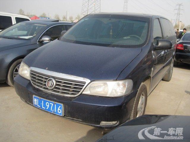 郑州自动档二手别克GL8价格高清图片