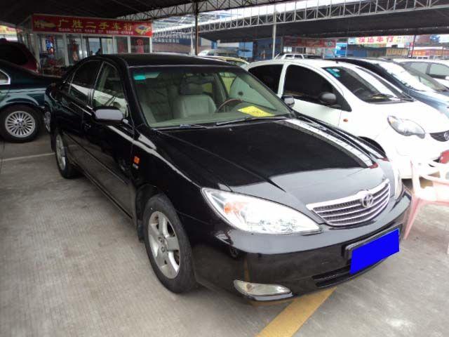 8年及以上二手丰田中型车价格高清图片