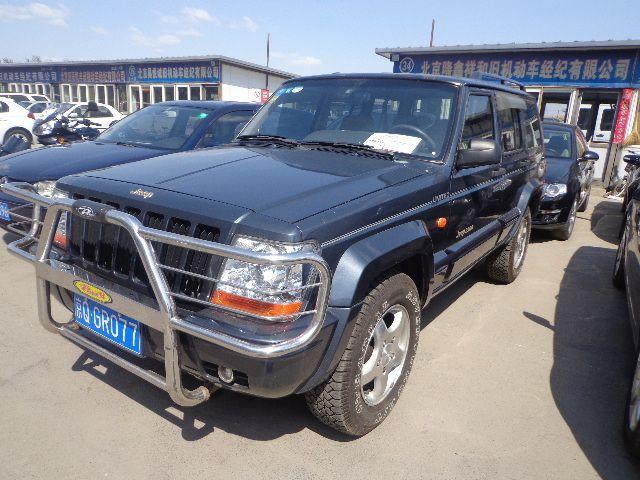 北京二手JEEP2500价格 北京吉普二手车交易网 第一车网 -北京二手高清图片